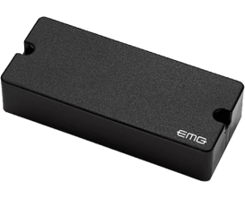 EMG 817 - Micro Humbucker actif, version 7 cordes du EMG-81, aimants céramique, noir