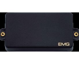EMG 85 - Micro humbucker actif, plots Alnico V, noir