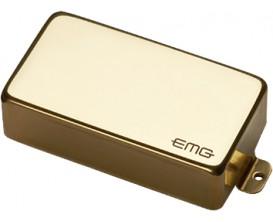 EMG 85-G - Micro humbucker actif, plots Alnico V, doré