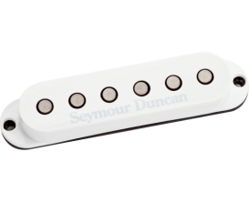 SEYMOUR DUNCAN SSL-3 RwRp - Micro Hot Strat - Blanc (Reverse Wiring Reverse Polarity)