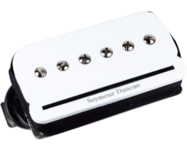 SEYMOUR DUNCAN SHPR-1N-W - Micro Humbucker P-Rails - Blanc - Neck