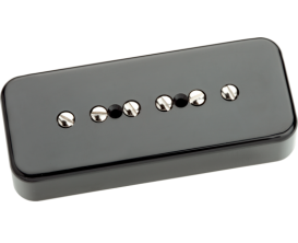 SEYMOUR DUNCAN SP90-2N - Micro Hot P90 Soapbar - Noir - Neck