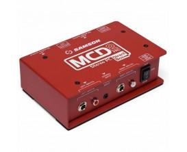 SAMSON MCD2 PRO - SMax Stéréo PC DI (pour casque, PC, Tablettes, lecteur audio etc...)