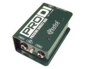 RADIAL PRO DI - DI Box passive