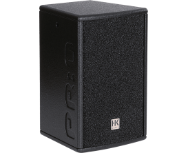 "HK AUDIO PR:O 8A - Enceinte amplifiée 2 voies, HP 8"" + tweeter 1"", 600 watts RMS (4 ohms)"