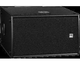 """HK AUDIO PR:O 210A - Subwoofer amplifié 2x10"""", 600Wrms"""