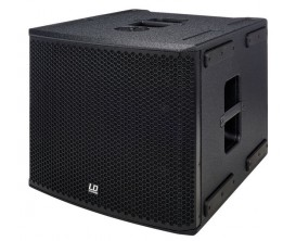 "LD SYSTEMS STINGER SUB 15A G3 - Subwoofer sono 15"" actif, 450 watts RMS, Presets, 32 kg"