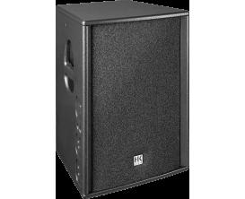 """HK AUDIO PR:O 12D - Enceinte amplifiée 2 voies 1200 watts RMS, HP 12"""" + moteur aigus 1"""", Poids 18.7 Kg"""