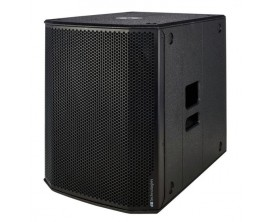 dB TECHNOLOGIES SUB 618 Active - Subwoofer amplifié 600 watts, HP 18""