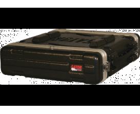 GATOR GR-2L - Rack ABS 2 unités, portable