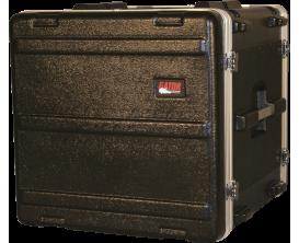 GATOR GR-10L - Rack ABS 10 unités, portable