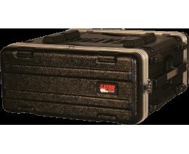 GATOR GR-4L - Rack ABS 4 unités, portable