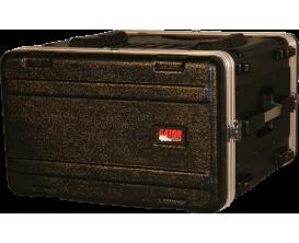 GATOR GR-6L - Rack ABS 6 unités, portable