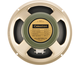 CELESTION G12H Heritage (55) - HP 8 Ohms, made in UK