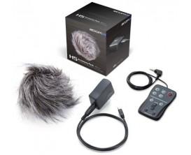 ZOOM APH-5 - Kit accessoires pour Zoom H5 (alim + Filtre vent + télécommande)