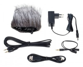 ZOOM APH-4npro - Pack Accessoires H4n (Windscreen, Cables + alim)