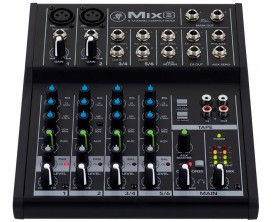 MACKIE MIX8 - Table de mixage compact 8 voies