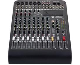RCF L-PAD 12CX - Table de mixage 12 voies avec effets