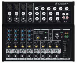 MACKIE MIX12FX - Table de mixage 12 voies + effets