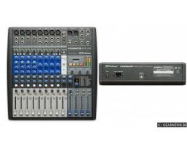 PRESONUS Studiolive AR-12 USB - Mixeur 14 canaux avec interface audio 14x4 USB