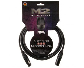 KLOTZ M2FM1-0500 Supreme M2 Câble Micro 5 m XLR/XLR