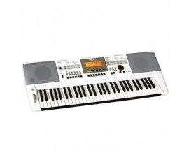 Medeli A300W clavier 61 touches blanc
