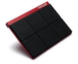 NORD PAD - 6 Pads dynamiques pour Nord Drum2