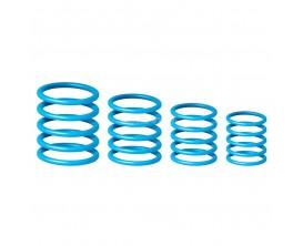 GRAVITY RP 5555 BLU 1 Kit anneaux de couleur pour marque Gravity. Bleu ciel