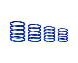 GRAVITY RP 5555 BLU 2 Kit anneaux de couleur pour marque Gravity. Bleu foncé