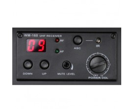 LD SYSTEMS Roadman 102R - Module HF optionnel pour Roadbuddy 10 (Sans micro)