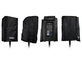 QSC K10/K10.2 Outdoor Cover - Housse nylon de protection en usage exterieur, convient pour enceinte K10 ou K10.2