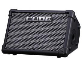 ROLAND Cube Street EX - Amplificateur stéréo 50 Watts (alimenté par piles)