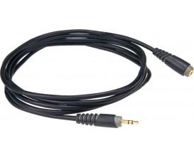 KLOTZ AS-EX10300 Câble Rallonge Mini Jack Stéréo 3 m