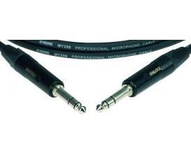 KLOTZ B4PP1-0300 - Câble jack / jack stéréo Neutrik 3 m