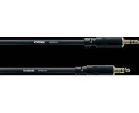 CORDIAL CFS3WW - Câble Mini Jack Stéréo/Mini Jack Stéréo 3m