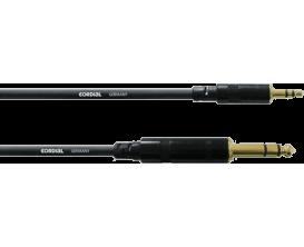 CORDIAL CFM1.5WV - Câble Jack Stéréo/ Mini Jack Stéréo 1,5m