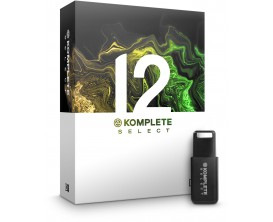NATIVE INSTRUMENTS Komplete 12 Select - Mini suite logiciel de production