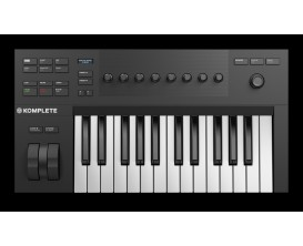 NATIVE INSTRUMENTS Kontrol A25 - Clavier maître 25 touches Midi / USB