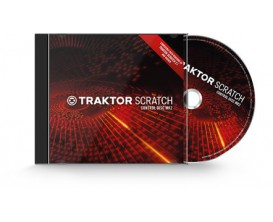 NATIVE INSTRUMENTS Traktor Scratch Control CD (Pair) MKII