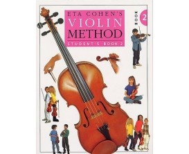 LIBRAIRIE - Violin Method Book 2 - Student's Book, Eta Cohen - Ed. Novello & Co Ltd.