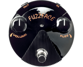 MXR FFM4 - Pédale Fuzz Face Mini Signature Joe Bonamassa