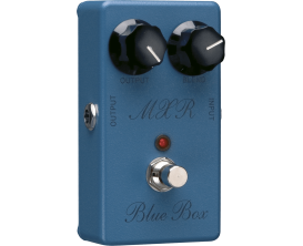 MXR M103 BLUE BOX - Pédale de Fuzz et double octaver