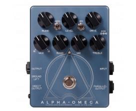 DARKGLASS ELECTRONICS Alpha Omega - Dual Disto pour basse