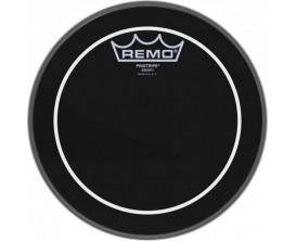 """REMO ES-0608-PS 08"""" EBONY PINSTRIPE"""