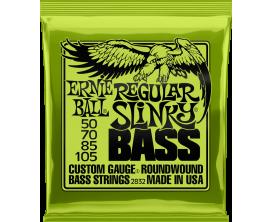 ERNIE BALL 2832 - Jeu de cordes basse 4c Regular Slinky Bass 50/105