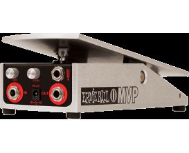 ERNIE BALL 6182 Pédale Volume Mono MVP - Vol Mini ajustable, Boost 20dB, Tuner output