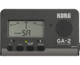 KORG GA-2 Accordeur Guitare et Basse