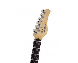 SCHECTER Traditional Standard ARWT - Guitare électrique type Strat, SSS, Artic White *