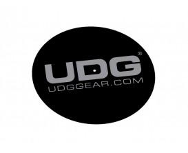 UDG U9936 - Paire de feutrines / Slipmat UDG Noir & Gris