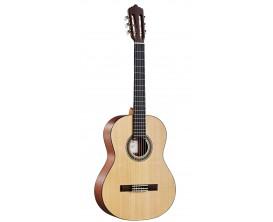 VEELAH V101 - Guitare Classique 4/4, table épicéa massif, naturel